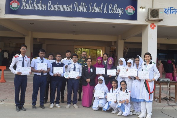 Winners of National Debate Competition