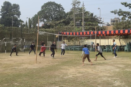 Annual Sports Competition